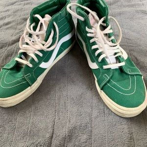 Green Vans 🐍